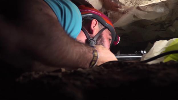 Video «Der Weg in die Grabkammer» abspielen