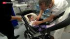 Video «Viele Babys leiden am «RS-Virus»» abspielen