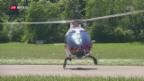 Video «Wie steht es um den helvetischen Helikopter?» abspielen