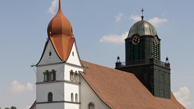 Glockengeläut der Kirche St. Peter und Paul, Willisau