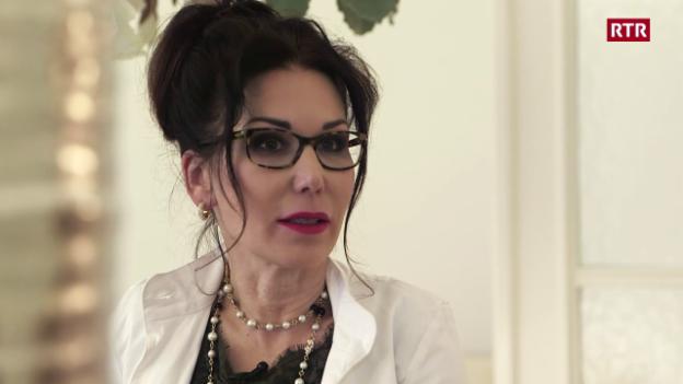 Laschar ir video «Colette Camenisch operescha sains, vaginas ed anc bler dapli»