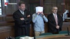Video «Lebenslange Haftstrafen nach tödlichem Autorennen in Berlin» abspielen