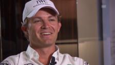 Video «Nico Rosberg über seine künftige Vaterschaft» abspielen