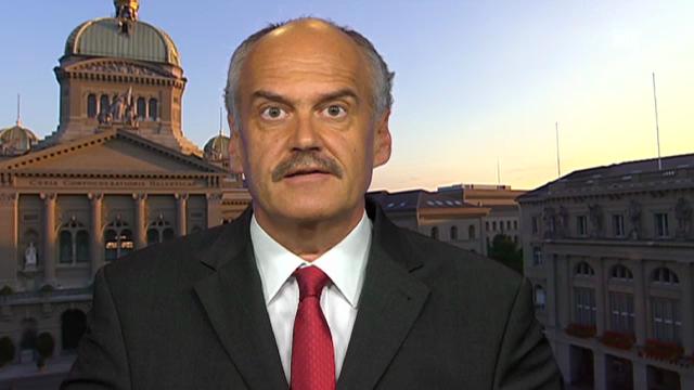 SRF-Bundeshausredaktor zum BND-Skandal (Tagesschau, 05.09.2013)
