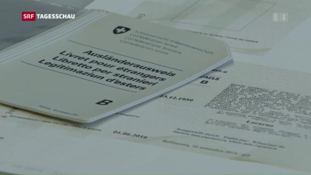 Video «Strafregister für EU-Bürger» abspielen