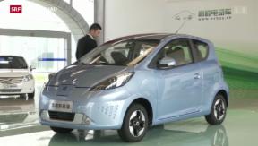 Video «Elektromobile gegen Chinas Luftverschmutzung» abspielen
