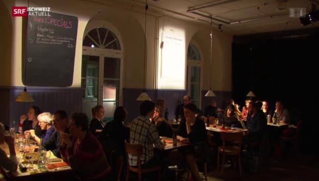 Video «50. Solothurner Filmtage: Hochsaison für Hotels und Beizen» abspielen