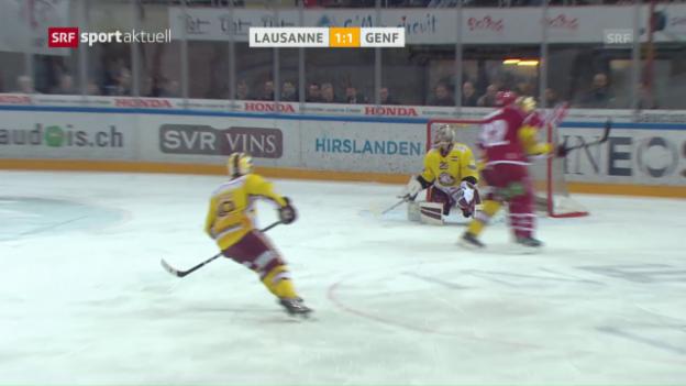 Video «Mayers Patzer in Lausanne» abspielen