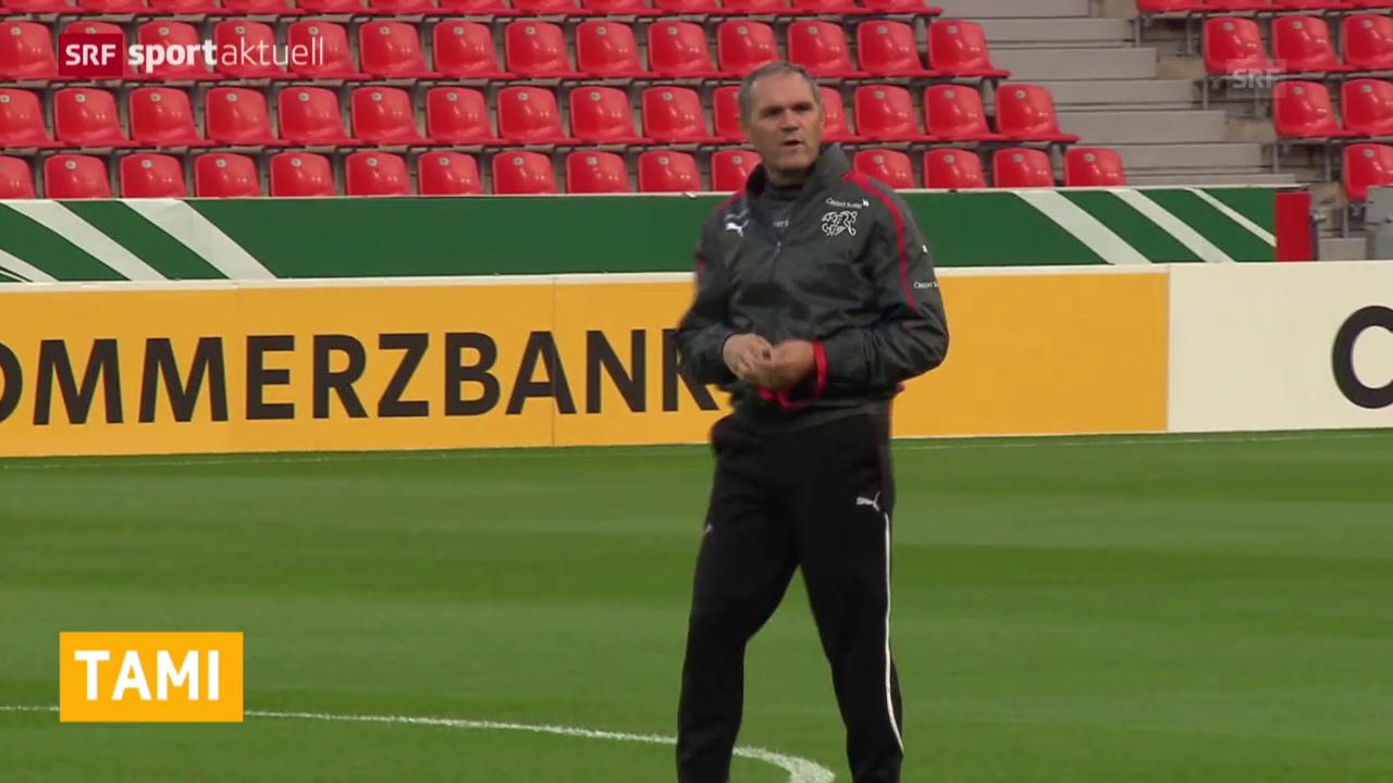 Fussball: Tami neuer GC-Coach