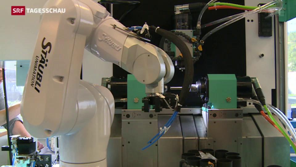 Maschinenindustrie unter Druck