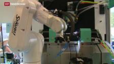 Video «Maschinenindustrie unter Druck» abspielen