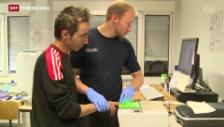 Video «Deutschland rechnet mit 800 000 Flüchtlingen» abspielen