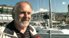 Video «Peter Reber, der Weltumsegler» abspielen