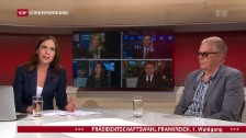 Link öffnet eine Lightbox. Video Präsidentschaftswahl Frankreich abspielen