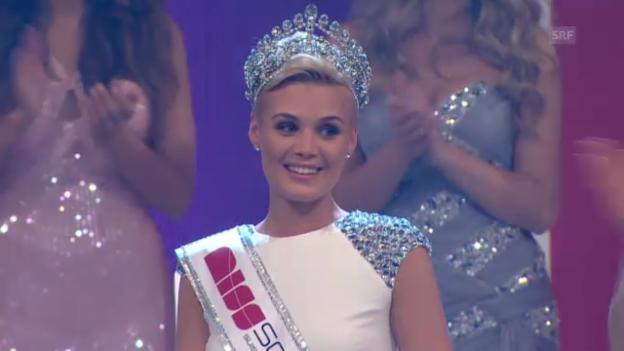 Video «Wahl der Miss Schweiz» abspielen