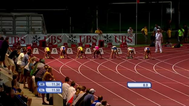 Video «Schweizer Meisterschaften in Luzern» abspielen