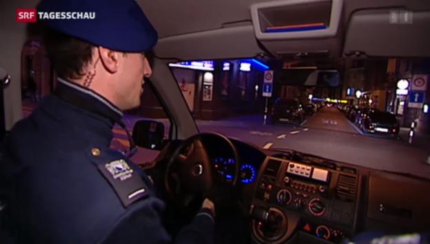Video «Ordnungsbussen statt Strafverfahren» abspielen