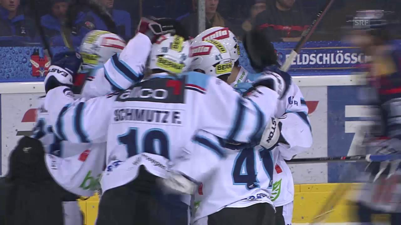 Eishockey: Playout-Final, Ambri - Rapperswil