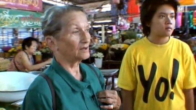 Mit Alzheimer in Thailand