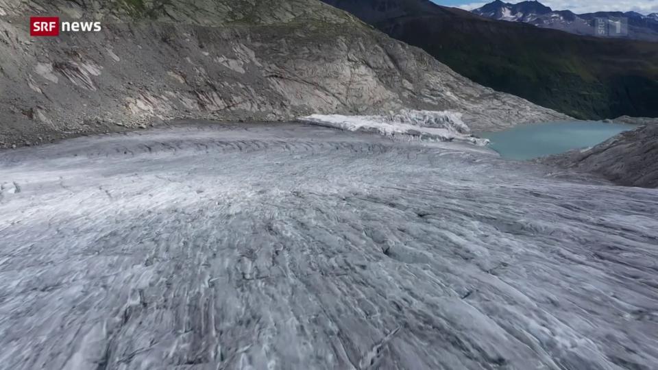 Gegenvorschlag zur Gletscher-Initiative