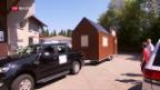 Video «Weshalb winzige Häuser im Trend liegen» abspielen