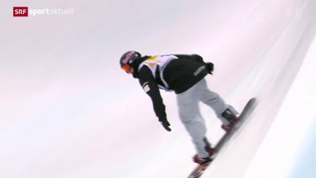 Video «Freestyle: WM in Kreischberg, Finals Snowboard Halfpipe» abspielen
