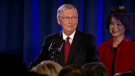 Video «McConnell zeigt Kompromissbereitschaft» abspielen
