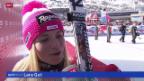 Video «Ski: Interview mit Lara Gut» abspielen