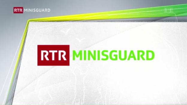 Laschar ir video «Minisguard dals 04-06-2016»