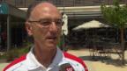 Video «Teamarzt Cuno Wetzel gibt Auskunft über Embolo, Behrami und Djourou» abspielen