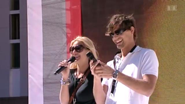 1. August: Wenn Prominente singen