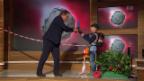 Video «Auftritt: Stefan Heuss und Valentin» abspielen