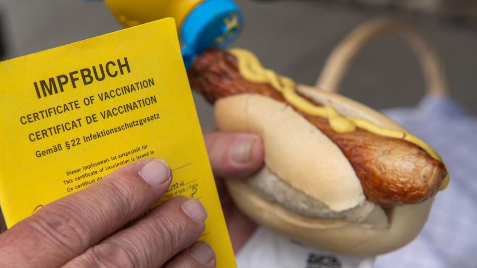 Kantone wollen keine Impf-Anreize