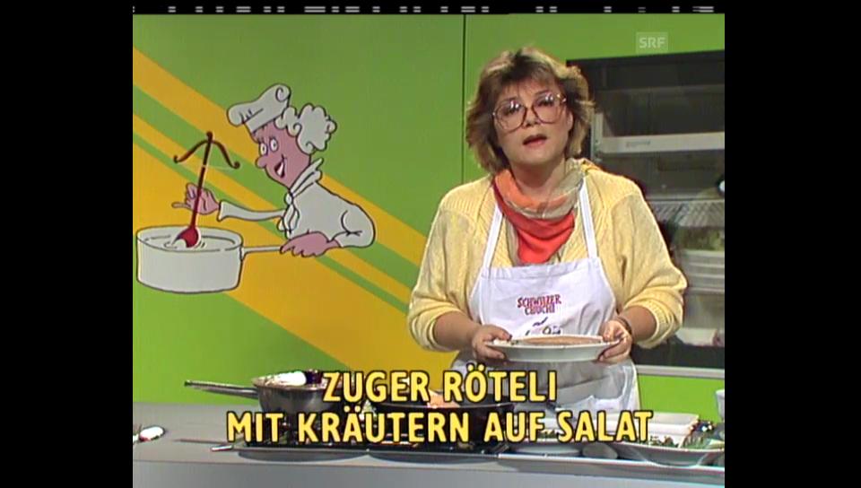 Schwiizer Chuchi mit Irene Dörig: Folge 8