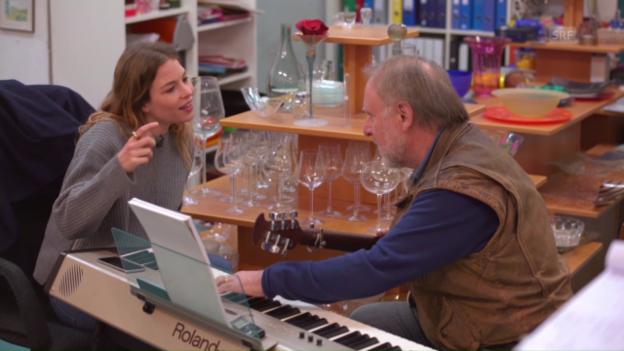Video «Anna Rossinelli und Peter Reber» abspielen