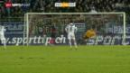 Video «Fussball: Aarau - Zürich» abspielen