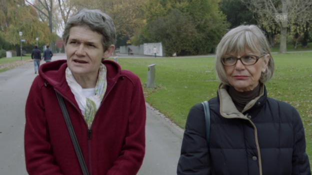 Video «Fristlos entlassen: Esther Wyler und Margrit Zopfi» abspielen