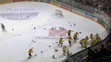 Video «Bern krönt sich in Lugano zum Meister» abspielen