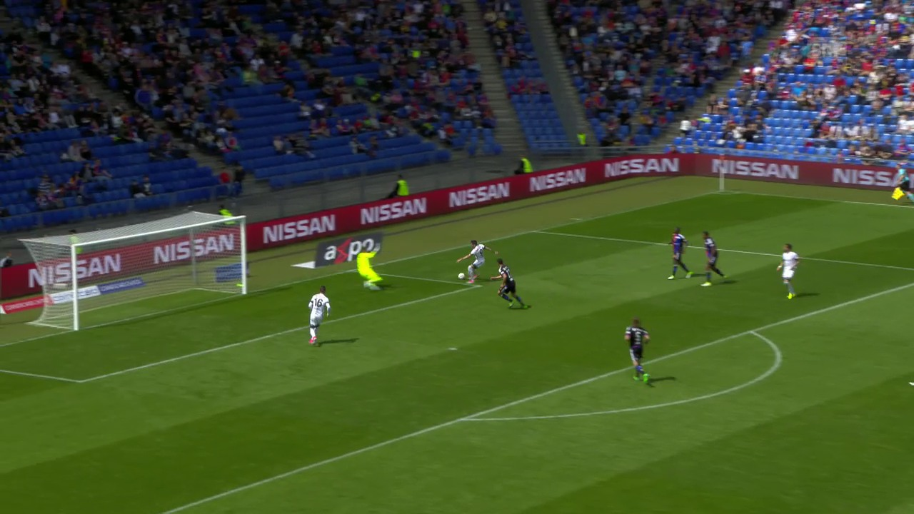 1,2,3 – Sorgic mit Hattrick gegen FCB
