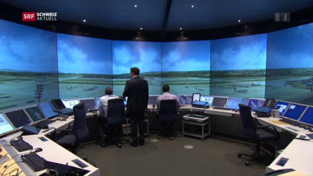 Video «Freispruch für Fluglotsen» abspielen