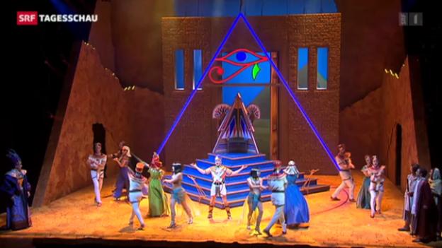 Video «Stadt der Musicals» abspielen