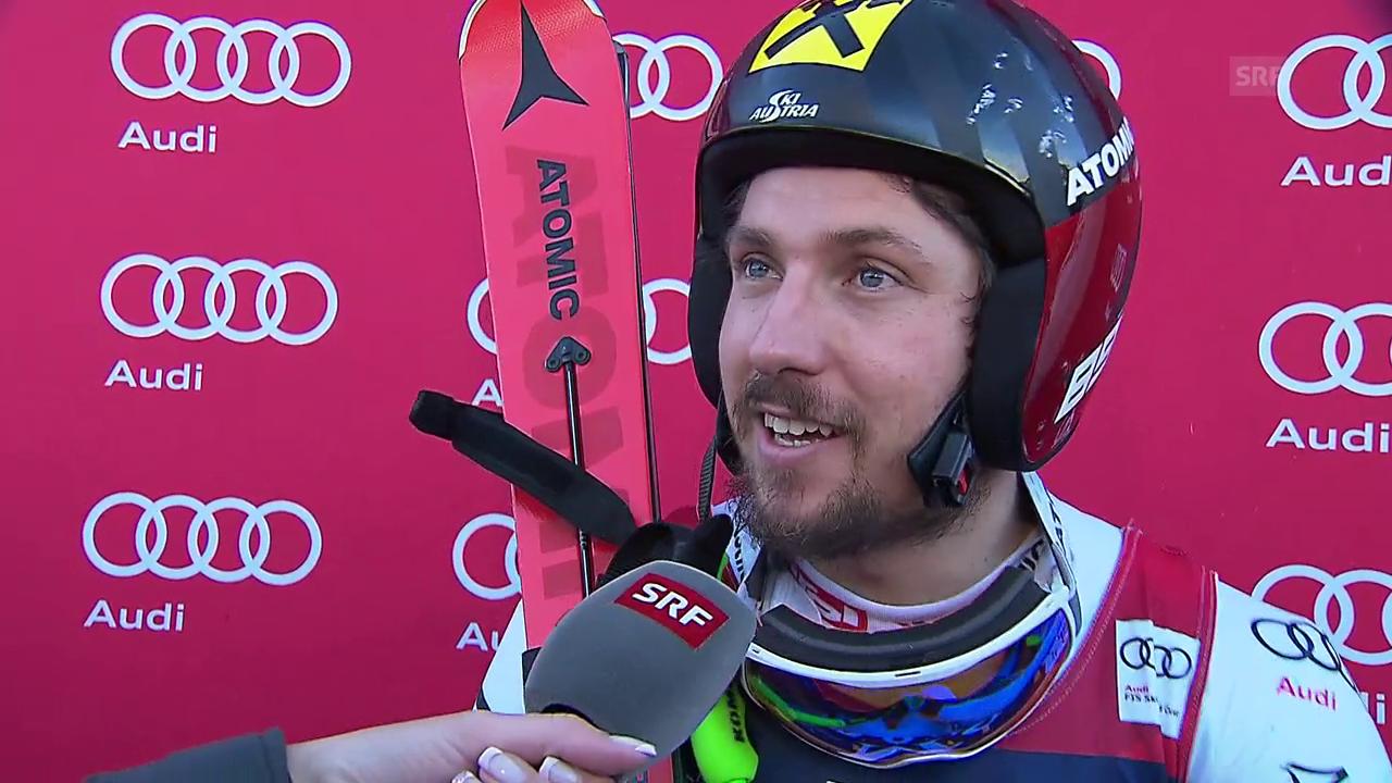 Hirscher: «Im Slalom ist Kristoffersen Favorit»