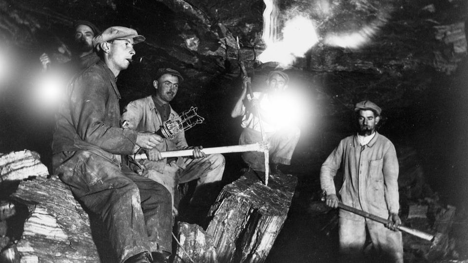 Wo Sprengungen einst normal waren: Die Reportage aus dem ehemaligen Gipsbergwerk von Schleitheim