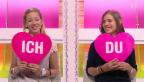Video ««Ich oder Du»: Eliane Müller und Schwester Noemi» abspielen