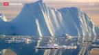 Video «Dünne Wolkendecke liess Grönlandeis 2012 rekordmässig schmelzen» abspielen
