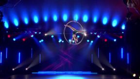 Video «Stars der Zukunft: Artisten beim «Young Stage»-Festival» abspielen