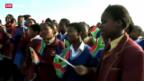 Video «Streit um Grab von Mandela» abspielen