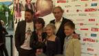 Video «Nachwuchstalente: Die «Schellen-Ursli»-Darsteller an der Premiere» abspielen