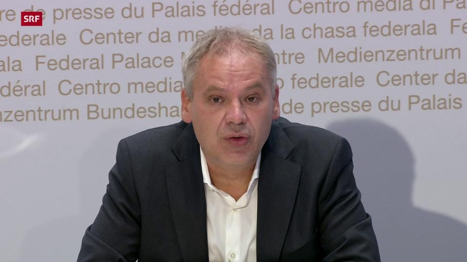 Patrick Mathys: «Rund 75 Prozent der Fälle sind auf die Delta-Variante zurückzuführen»
