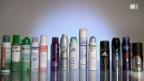 Video «Welcher Deo-Spray am besten wirkt» abspielen
